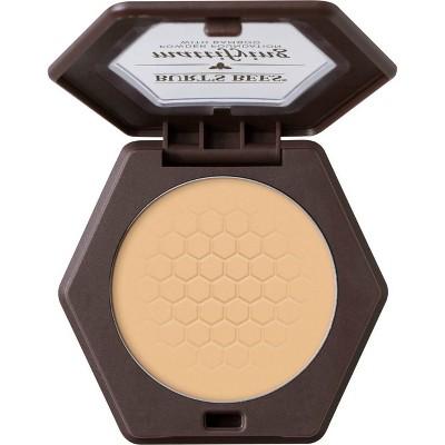 Burt's Bees 100% Natural Mattifying Pressed Powder Foundation - 0.3oz