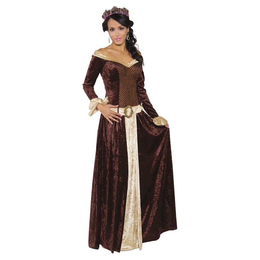 Women's My Lady Costume - Large, Brown