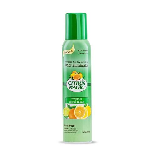Citrus Magic Odor Eliminating Tropical Citrus Blend Air Freshener - 3.5oz - image 1 of 4