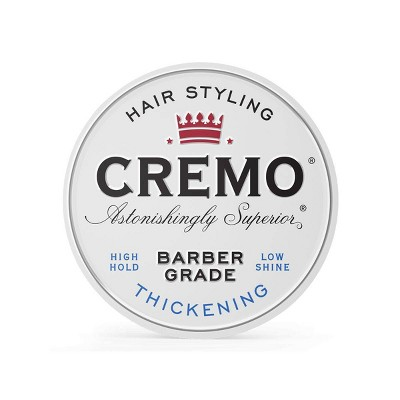 Cremo Thickening Pomade - 4oz