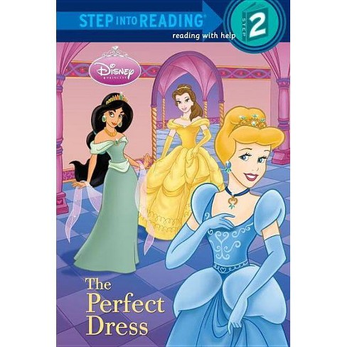 The Perfect Dress - (Disney Princess (Pb)) by  Melissa Lagonegro (Hardcover) - image 1 of 1