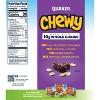 Quaker Chewy 90 Calories Low Fat Oat Meal Raisin Granola Bars - 8ct - image 3 of 4