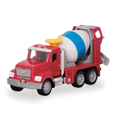 DRIVEN – Toy Cement Mixer Truck – Micro Series