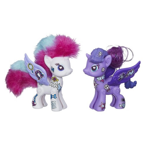 my little pony pop rarity and princess luna deluxe style kit target