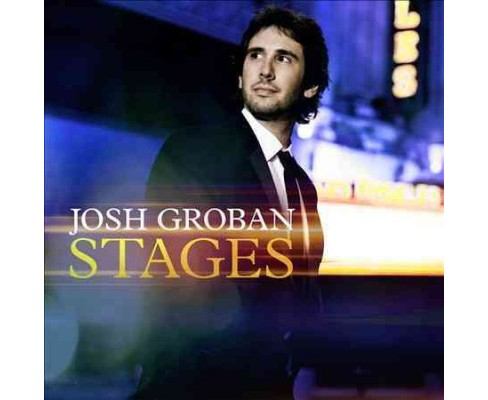 Josh Groban - Stages (Vinyl) - image 1 of 1