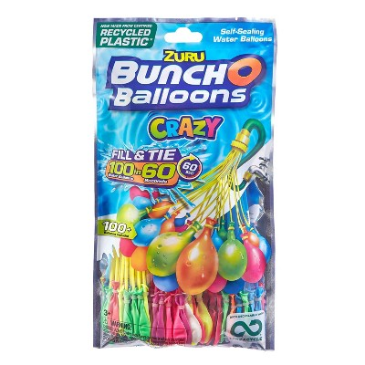 ZURU Bunch O Balloons Crazy Recycle Balloons