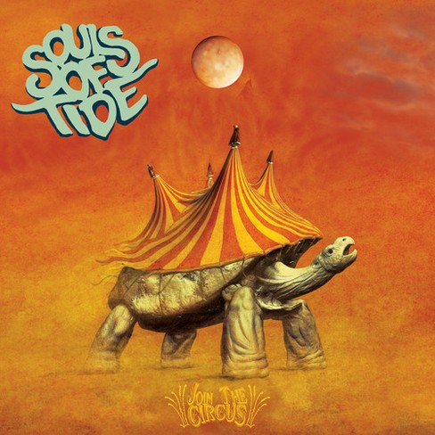 Souls of tide - Join the circus (CD) - image 1 of 1