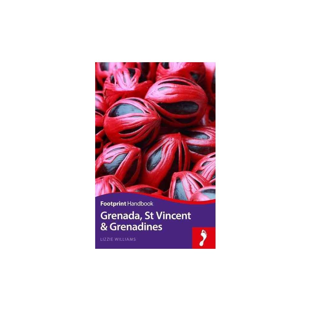 Footprint Grenada, St Vincent & the Grenadines (Paperback) (Lizzie Williams)