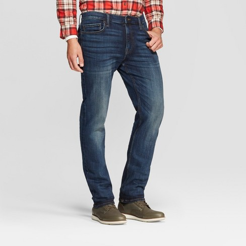 Men's Slim Straight Fit Jeans - Goodfellow & Co™ - image 1 of 3