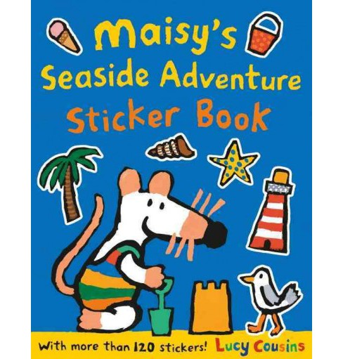 Maisy's Seaside Adventure (Paperback) (Lucy Cousins) - image 1 of 1