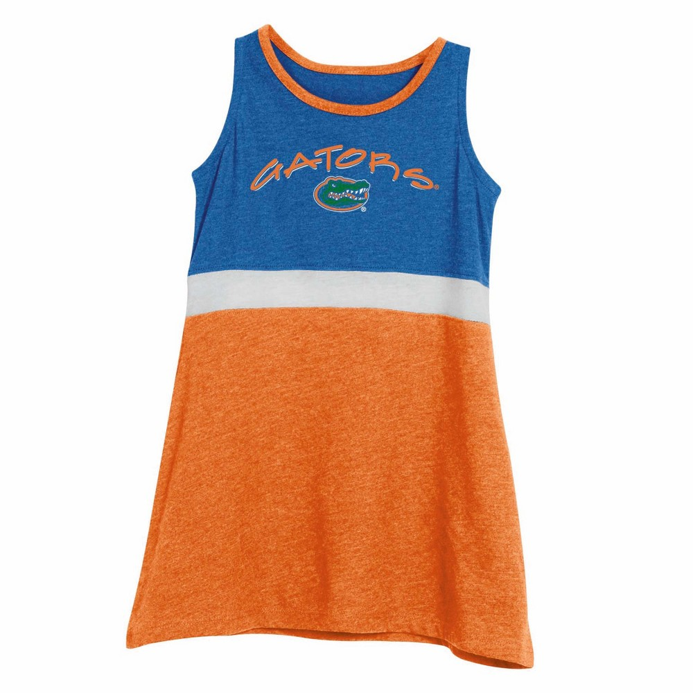 NCAA Toddler Dress Florida Gators - 4T, Toddler Girl's, Multicolored