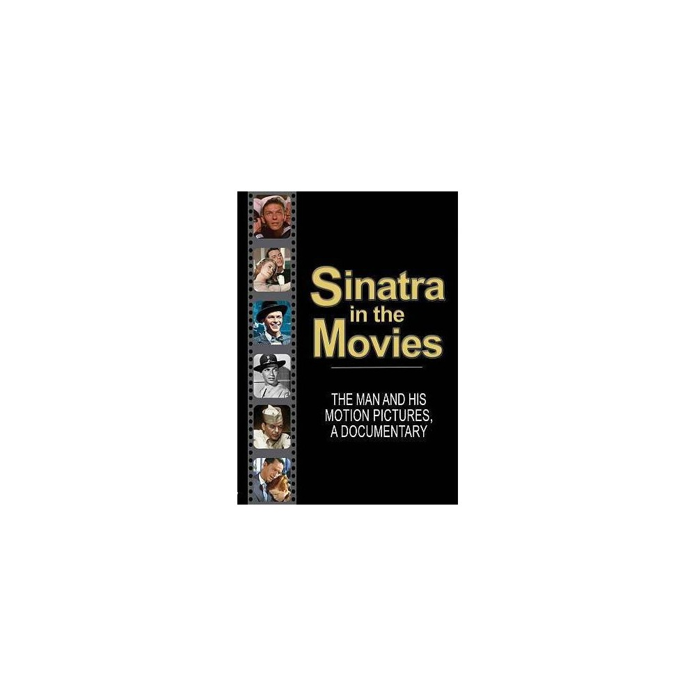 Sinatra In The Movies:Man And His Mot (Dvd)