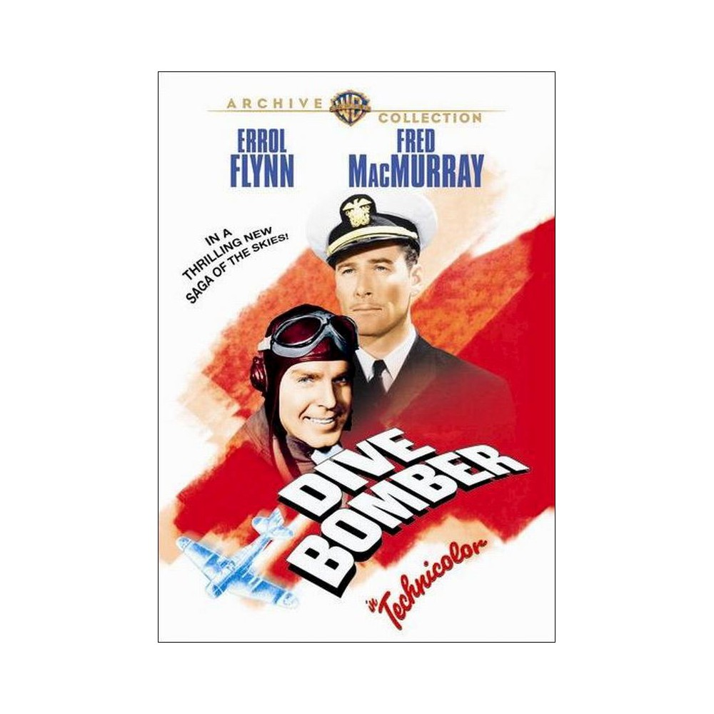Dive Bomber (Dvd), Movies