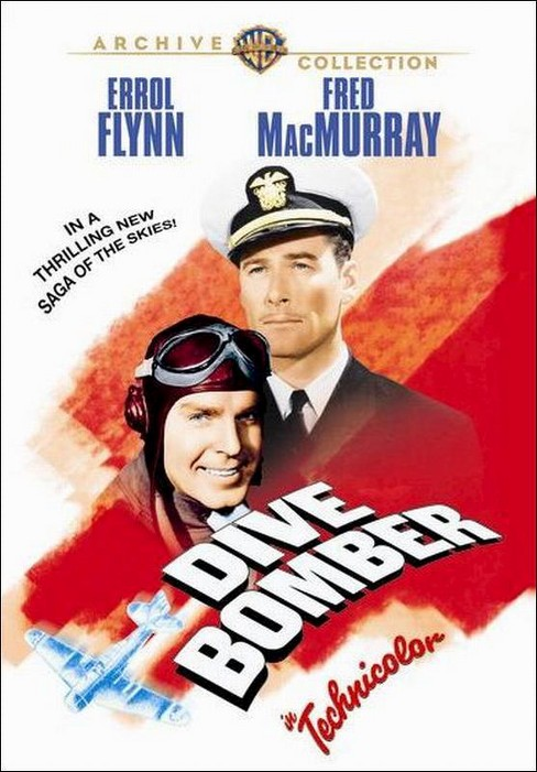 Dive bomber (DVD) - image 1 of 1
