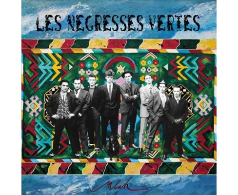 Les Negresses Vertes - Mlah (Vinyl) - image 1 of 1