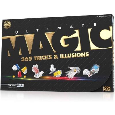 Marvin's Magic Ultimate Magic Set 365 Tricks & Illusions