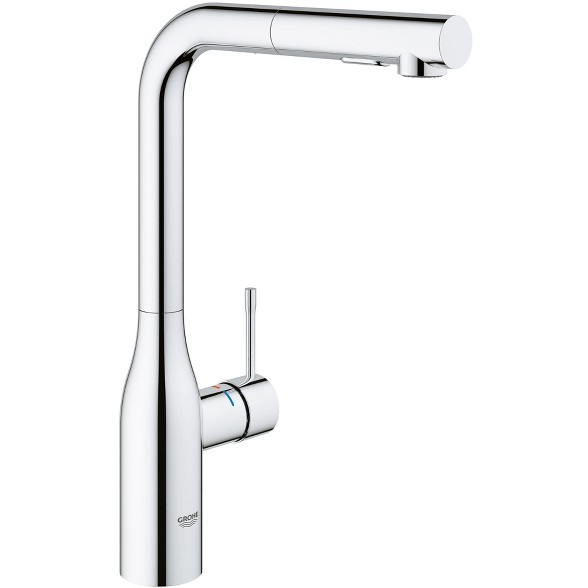 Grohe America, Inc 30 271 Essence Pull-Out Kitchen Faucet
