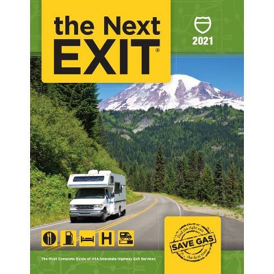 The Next Exit 2021 - 30th Edition by  Mark Watson (Paperback)