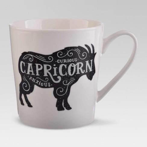 porcelain zodiac mug 18oz white threshold target