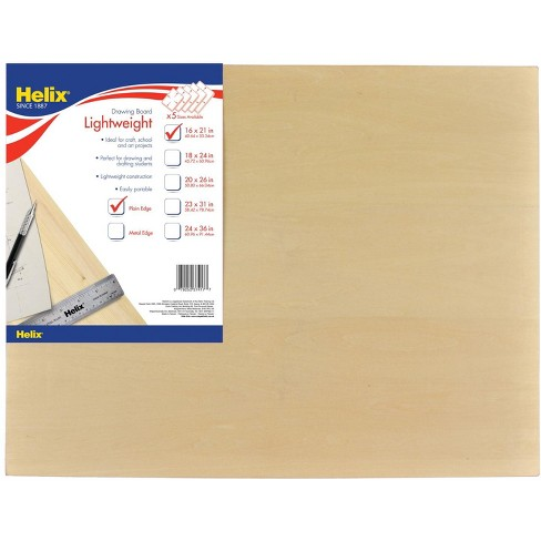 Helix Plain Edge Drawing Board, 16 x 21 Inches - image 1 of 2