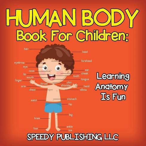 Human Body Book For Children - (Paperback) - image 1 of 1