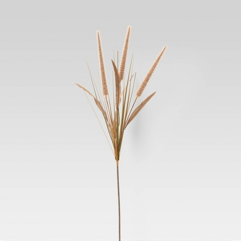 """28"""" Artificial Foxtail Stem - Threshold™ - image 1 of 1"""
