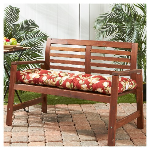 Outdoor Bench Cushion Roma Floral Greendale Home Fashions Target