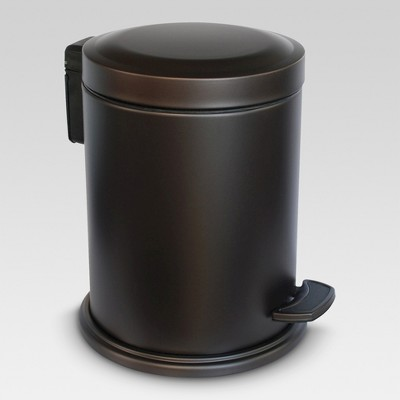 ORB Stepcan Wastebasket Bronze - Threshold™