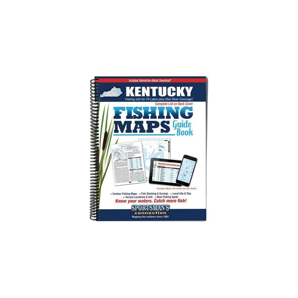 Kentucky Fishing Map Guide (Paperback)