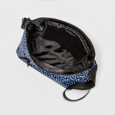 4f7902078a BORSANI Nylon Stars Messenger Bag - Deep Blue   Target