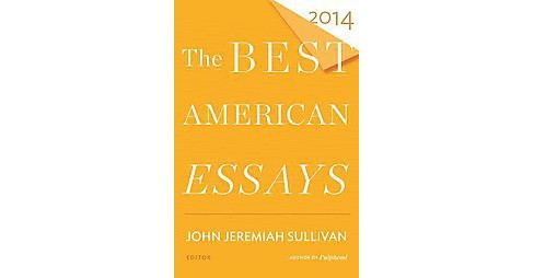 Best American Essays 2014 (Paperback) - image 1 of 1