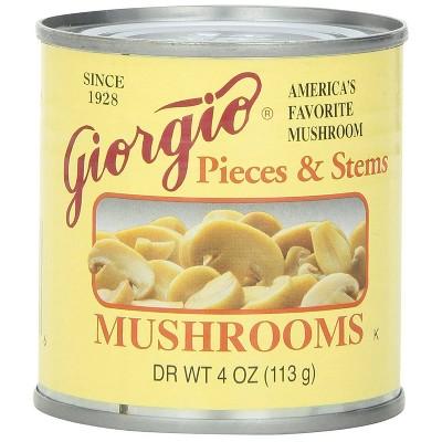 Giorgio Mushrooms 4oz