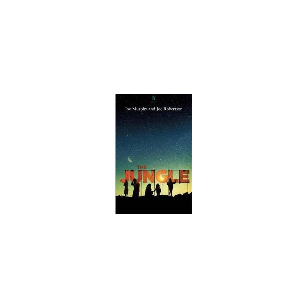 Jungle - by Joe Murphy & Joe Robertson (Paperback)