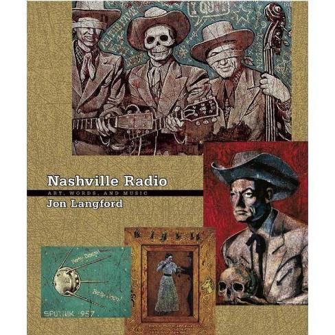 Nashville Radio - by  Jon Langford (Mixed media product) - image 1 of 1