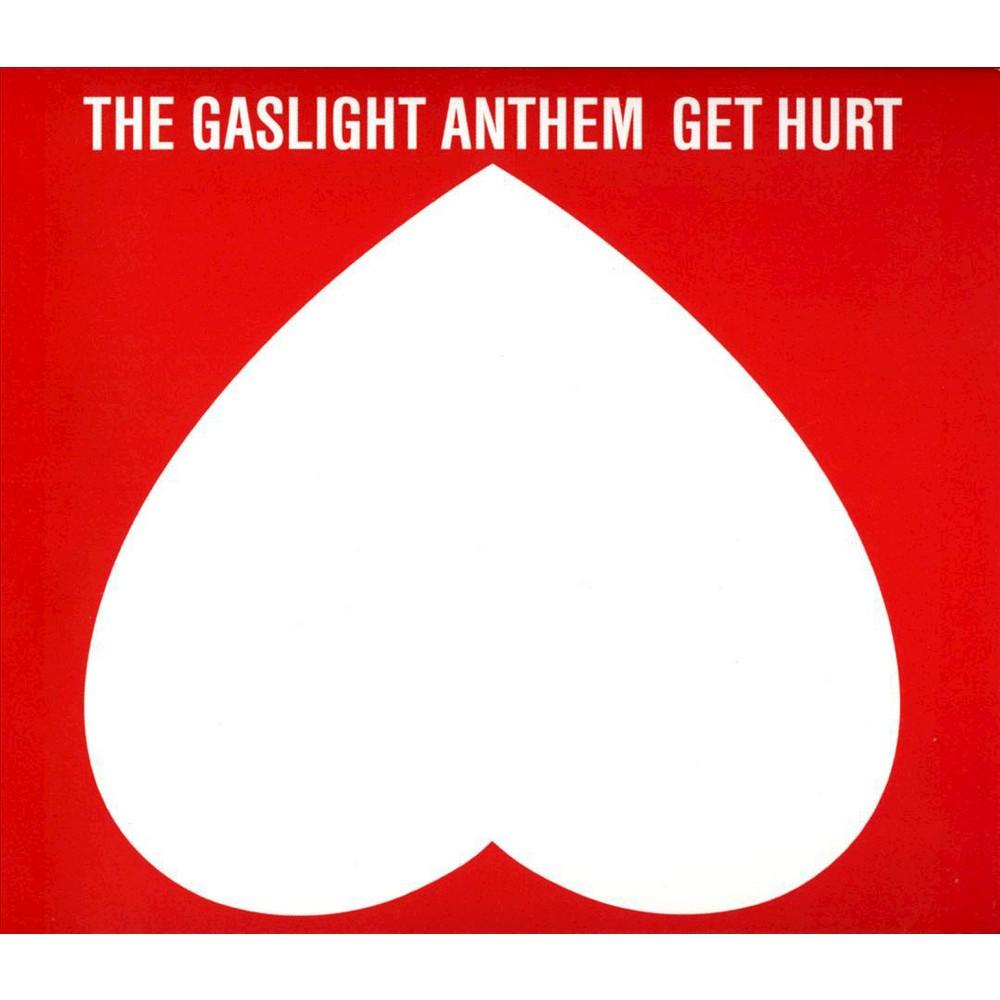 Gaslight Anthem - Get Hurt (CD)