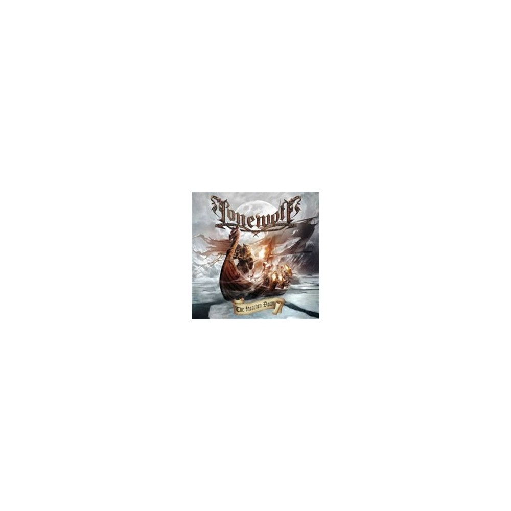 Lonewolf - Heathen dawn (CD)