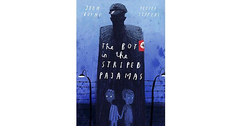 Boy in the Striped Pajamas (Illustrated) (Hardcover) (John Boyne) - image 1 of 1