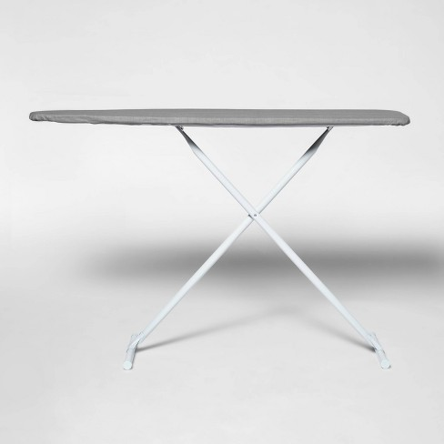 Standard T Leg Ironing Board Gray Metal - Room Essentials™ - image 1 of 4