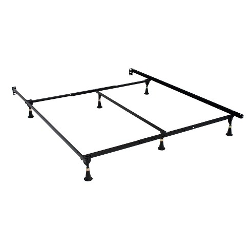 Serta Stable-Base Premium Bed Frame Black - image 1 of 4