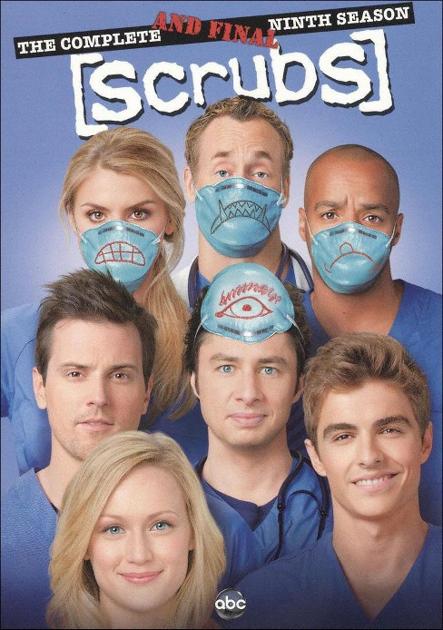 Scrubs: The Complete Ninth & Final Season [2 Discs] - image 1 of 1