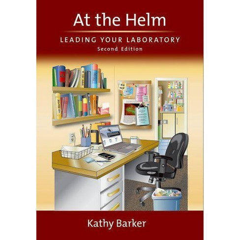 At the Helm - 2 Edition by  Kathy Barker (Hardcover) - image 1 of 1