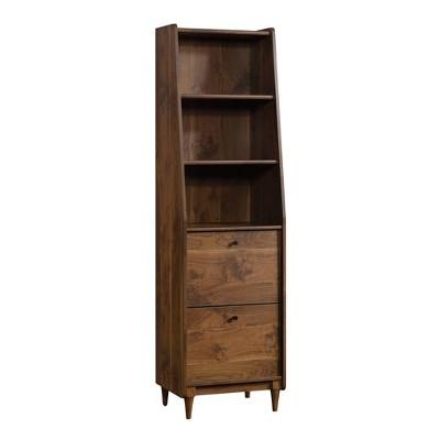 Harvey Park Narrow Bookshelf Walnut - Sauder