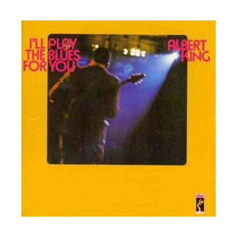 Albert King - I'll Play The Blues For You (CD) - image 1 of 1