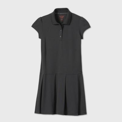 Girls' Short Sleeve Uniform Performance Dress - Cat & Jack™