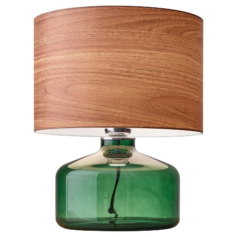 Adesso Jade Table Lamp - Green - image 1 of 1