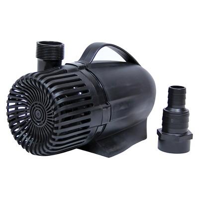 "6"" Pond Boss 2300 GPH Waterfall Pump"