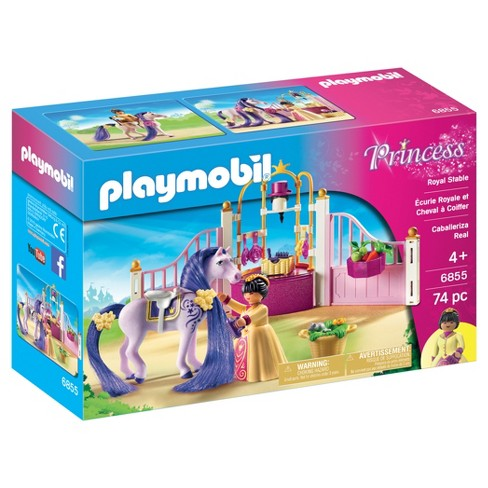 Playmobil Princess Castle Stable - image 1 of 6