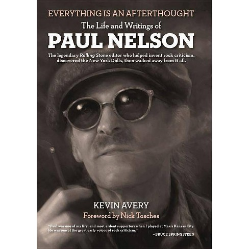 Everything Is an Afterthought - by  Kevin Avery (Hardcover) - image 1 of 1