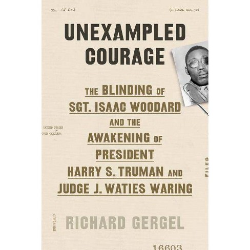Unexampled Courage - by  Richard Gergel (Hardcover) - image 1 of 1