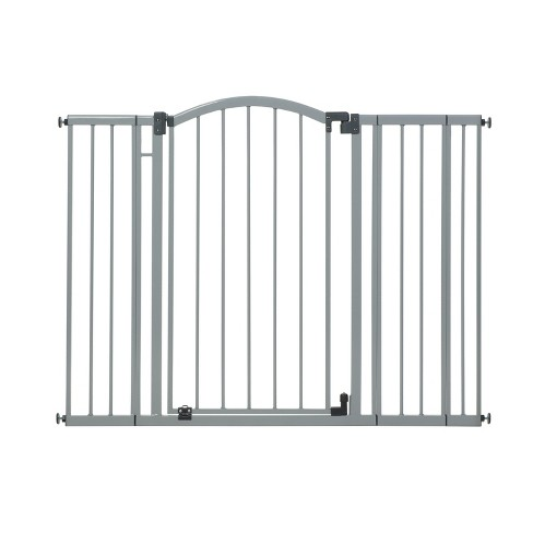 Summer Infant Main Street Safety Gate (Extra Tall) - Silver - image 1 of 5